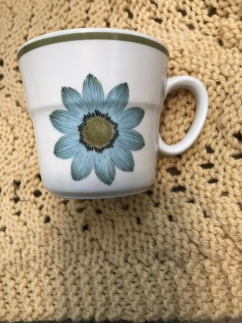 Noritake Progression China Japan - Up-Sa Daisy #9001 - Coffee Cup Replacement