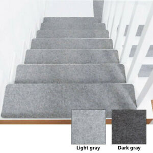 14Pcs-Stair-Tread-Carpet-Mats-Step-Staircase-Non-Slip-Mat-Protection-Cover-Pads