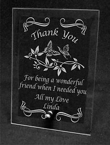 Plain-or-Engraved-Personalised-Glass-Plaque-Thank-You-Gift-achievement