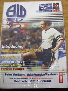 30-04-1999-Bolton-Wanderers-v-Wolverhampton-Wanderers-Folded