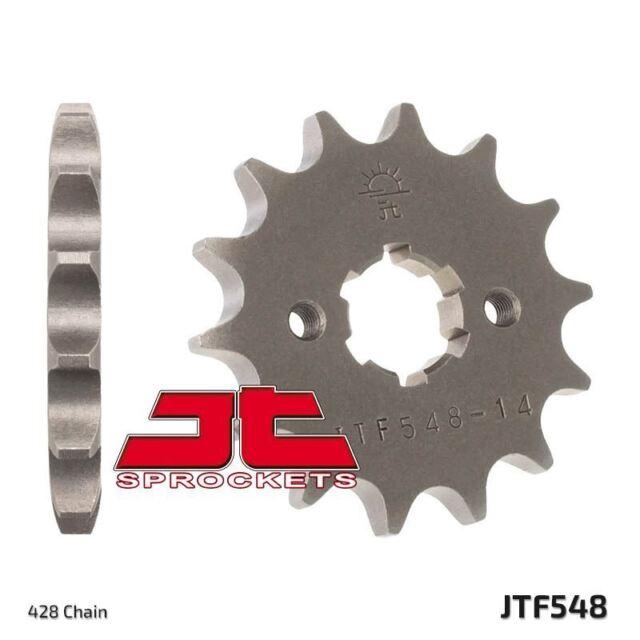 Yamaha XT125 X 08-11 JT Front Sprocket JTF548 14 Teeth