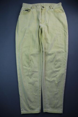 Vintage 1980's Womens Lee Riveted Jeans High Waist