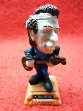 Keith Richards  guitar Figure Rock  Music collectible miniature Rolling Stones