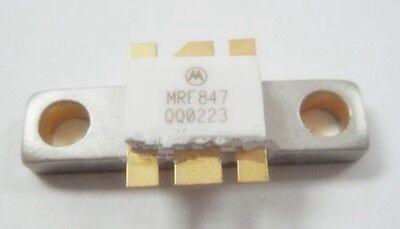 MRF847 NPN Silicon RF Power Transistor BY MOTOROLA LOT OF 2