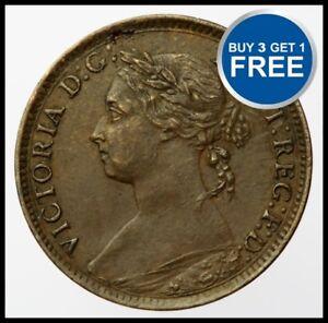 Victoria-bun-tete-farthings-1860-a-1901-choix-de-date