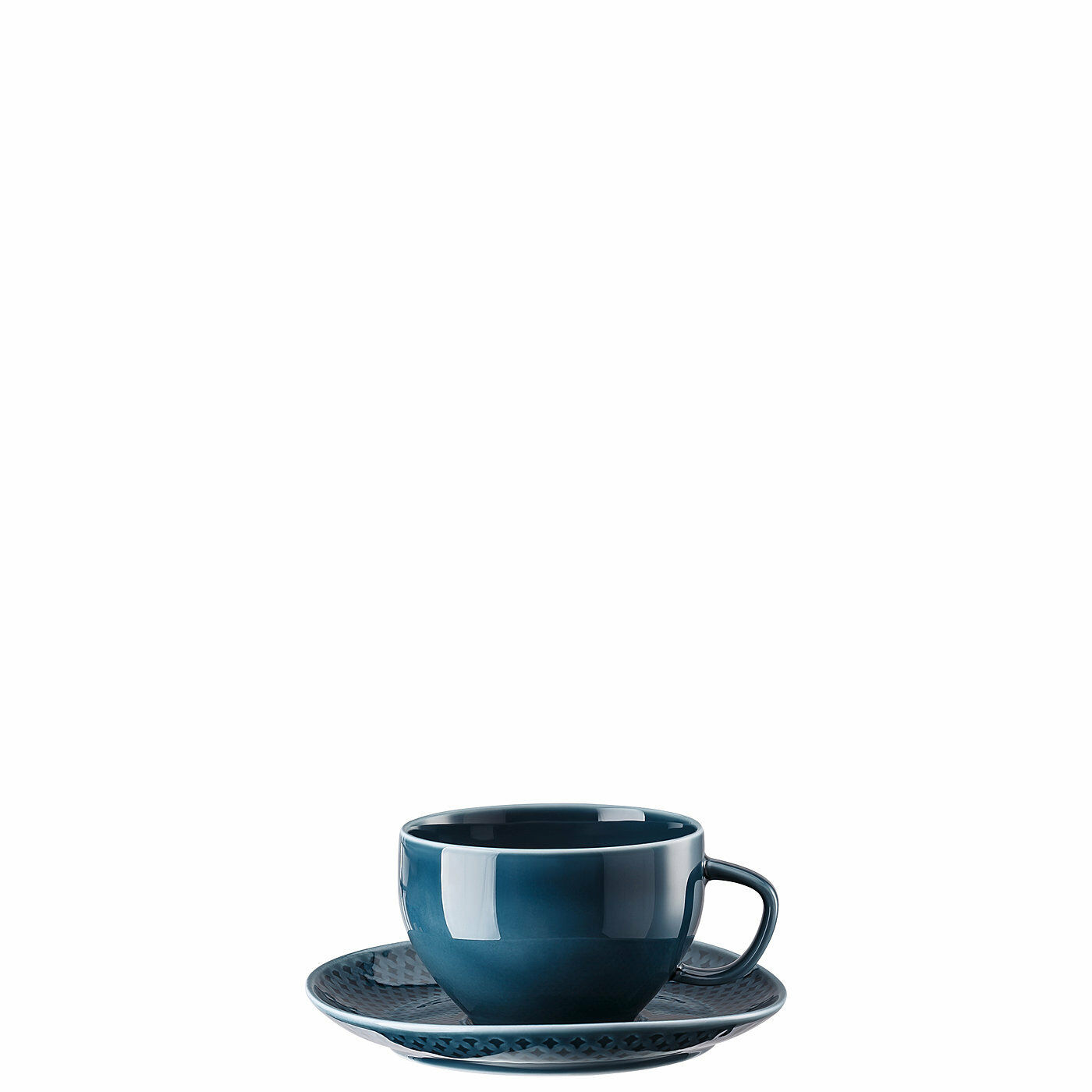 Rosenthal - Junto Ocean bleu - 6 tazze the con piatto cl 24 - Rivenditore