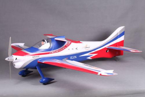 FMS F3A Olympus ARTF 3D 1.4M Sports Plane no Tx Rx Bat