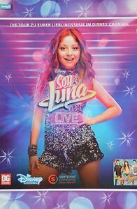 KAROL-SEVILLA-A3-Poster-ca-42-x-28-cm-Soy-Luna-Clippings-Fan-Sammlung-NEU