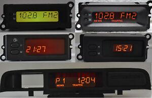 FREELANDER-ROVER-CLOCK-DISPLAY-LCD-PIXEL-REPAIR-8-PIN-4-PIN-TRAFFIC-MASTER