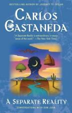A Separate Reality by Carlos Castaneda (1991, Paperback)