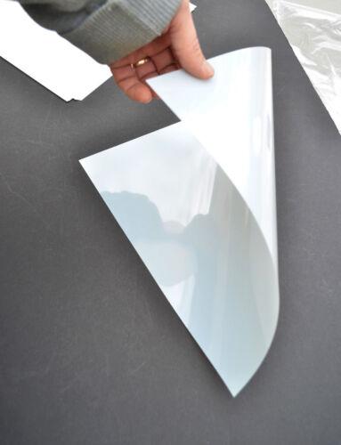 "Cricut 60PK Quilting 12/"" Blank Mylar 7.5Mil White for Airbrush Stencil Cutting"