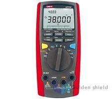 UNI-T UT71C True RMS DMM Digital Multimeter AC/DC Volt Amp Ohm Cap Temp Tester