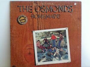THE-OSMONDS-LP-HOMEMADE