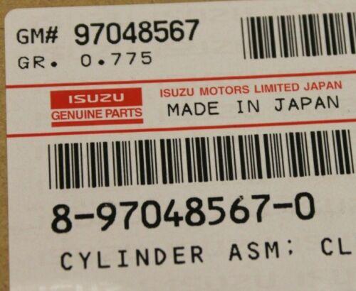 Genuine 8-97048-567-0 4BD2 Clutch Master Cylinder Asm For ISUZU NPR 3.9L