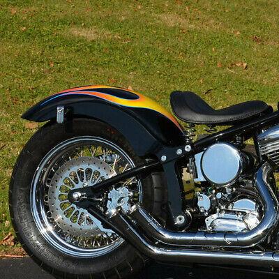 "11/""wide Custom Rear Fender 21/"" wheel For Harley Softail 240//250//260 Wide Tire"