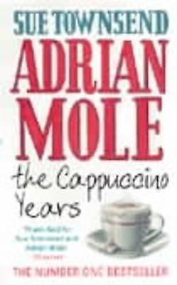 """""""AS NEW"""" Adrian Mole: The Cappuccino Years, Townsend, Sue, Book"""