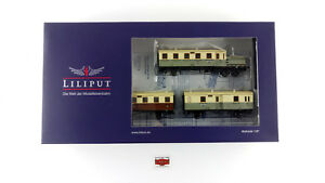 LILIPUT-H0-133510-AKKU-TRIEBWAGEN-AT-K-P-E-V-EP-I-NUEVO