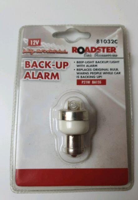 REVERSING BLEEPER WARNING BULB back-up Car van bleep beeper safety reverse