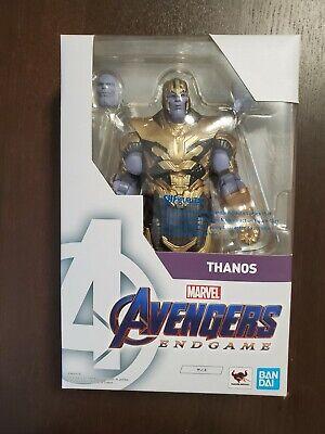 Bandai Tamashii S.H Figuarts Avengers Endgame Thanos Action Figure USA BAS55474