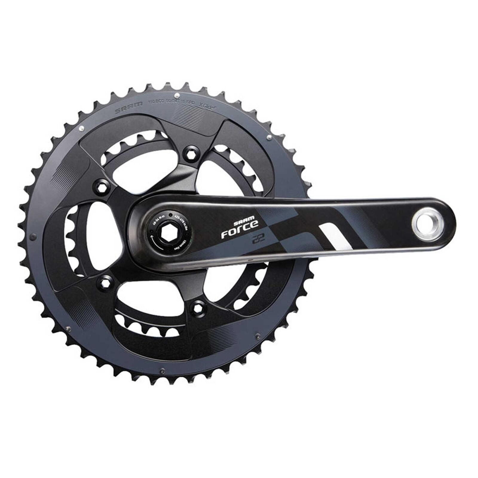 SRAM Force 22 11Speed Bike Cycle BB30 Chainset Double 172.5mm CWR109002