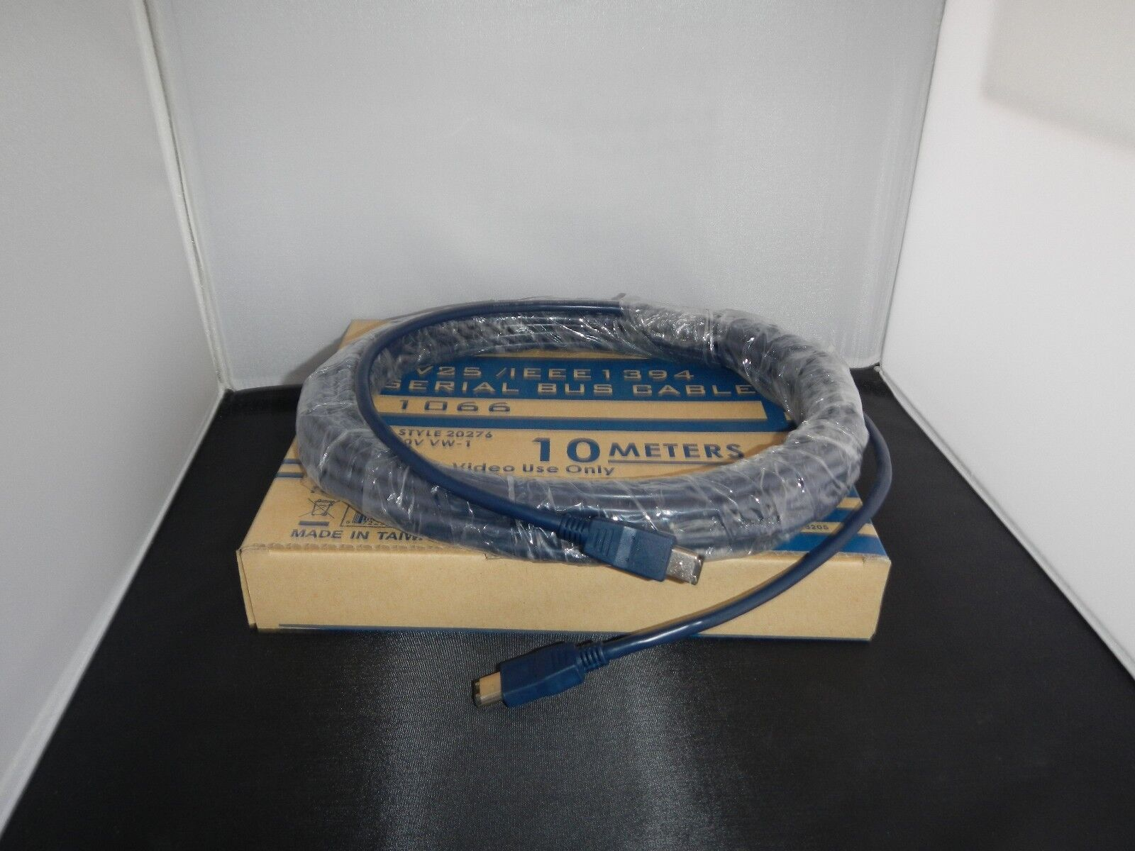 FireWire 6pin To 6pin Cable 10M (200Mbps) IEEE1394
