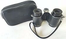 VINTAGE CANON 3X POCKET BINOCULARS SPECTRA COATED MADE IN JAPAN