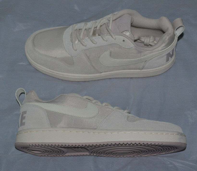 Nike Women's Court Borough Low Basketball Shoes size 7 style 861533-101