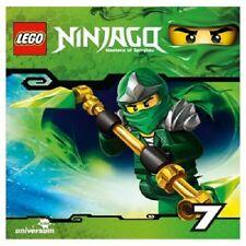 LEGO NINJAGO 2.STAFFEL (CD6)  CD HÖRSPIEL KINDER NEU