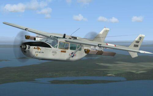 Testors Hawk 1//48 0-2 A//B Skymaster Resin//Vacuform Update Set Oscar Deuce