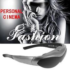 "Android WiFi 4-Core Smart Video Glasses Eyewear 80"" Virtual Widescreen Bluetooth"