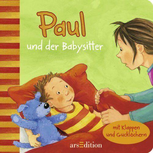 Paul und der Babysitter ** Mit Klappen und Gucklöchern ** arsEdition