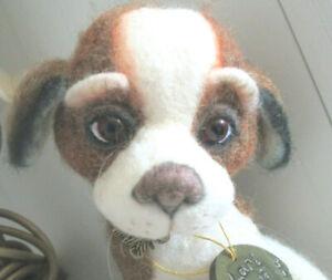 OOAK-Unikat-Kuenstler-Terrier-Welpe-Karl-by-Linda-Lu-18-cm