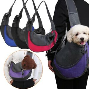 Pet-Carrier-Cat-Dog-Carrier-Bag-Sling-Front-Mesh-Travel-Shoulder-Bag-Backpack