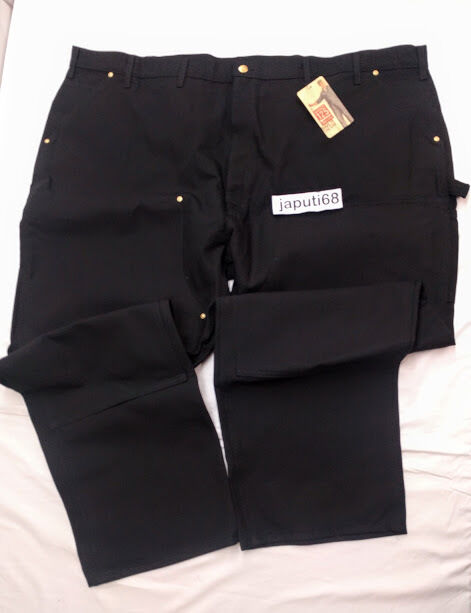 Carhartt BIG Mens Double Front Work Dungaree 54w-58w[CBX19-1507]Free ship in US