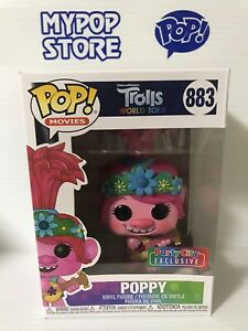 Vinyl--Trolls World Tour Poppy Pop Pop Vinyl