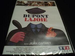 DVD-NEUF-034-DUPONT-LAJOIE-034-Jean-CARMET-Pierre-TORNADE-Yves-BOISSET