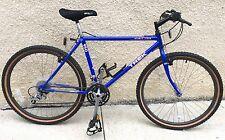 "1989 Trek 950 Vintage Mountain Bike True Temper Steel 18"" Matrix Single Track MT"