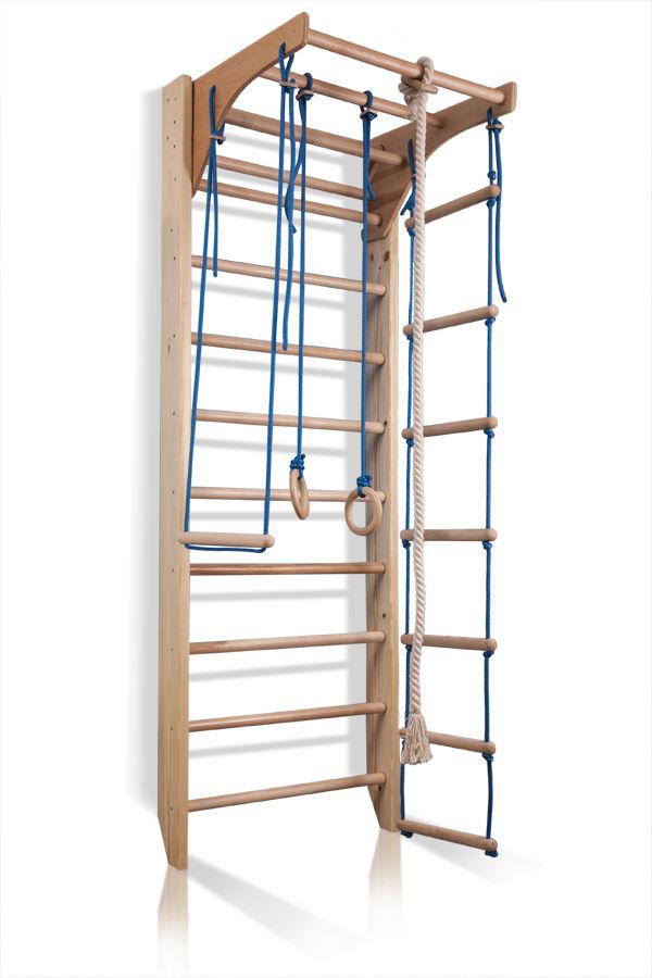Diagramma Ladder svedese Sport Ginnastica Arrampicata Parete BARRE KIDS HOME GYM GINNASTICA