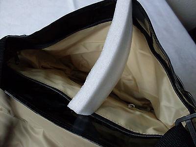 Damen Tasche Lacktasche Neu Joshi Jazawa Damentasche Lack Schwarz Schultertasche
