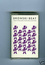 CASSETTE TAPE NEW BRONSKI BEAT TRUTHDARE DOUBLEDARE