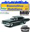 Modellino-Diecast-Ford-Galaxie-500-Man-in-Black-Film-Movie-Film-1-18-Greenligth miniatura 1