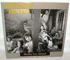 SIGNED Shelby Lee Adams Appalachian Portraits Lee Smith 1st PB Kentucky