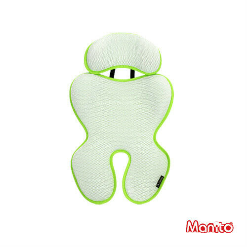 Manito Breath Royal Seat Pad Pushchair Cool Seat Pad for Baby Stroller