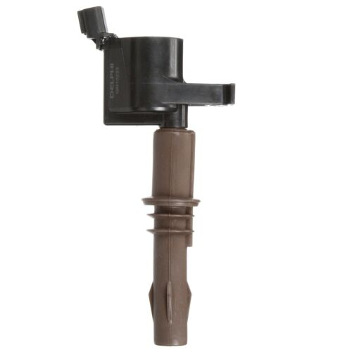 For Ford Expedition F53 Lincoln Navigator Mercury Brown Ignition Coil Delphi3