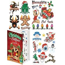 NEW Accoutrements Christmas Tattoos