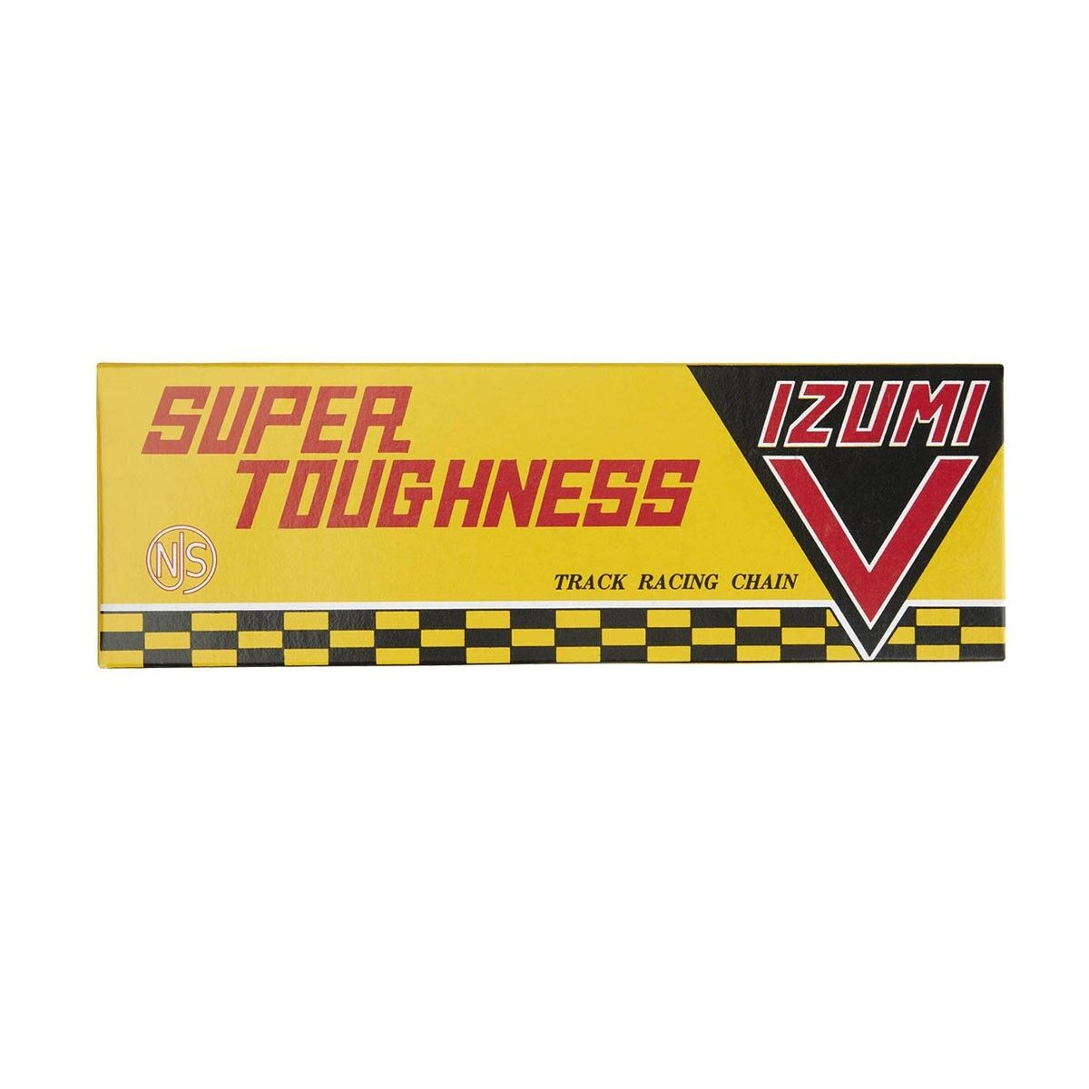Izumi Super Toughness V chain Gold schwarz - 1 2 x  1 8 106 links - single speed