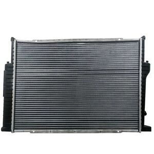 Radiator, engine cooling copper fit BMW 5, 7 819417