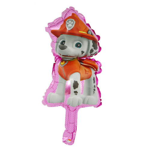 Paw Patrol Foil Balloon Kids Fun Party Room Decoration Children Balloons