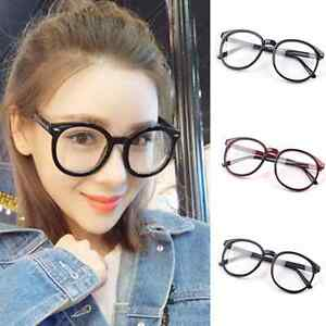 0c9521844d5 Image is loading Vintage-Eyeglasses-Women-Men-Retro-Round-Frame-New-