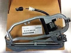 Door Handle Carrier Right Front Genuine BMW E53 X5 51218243616